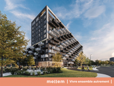 Mellem - New Condos and Appartments for rent in Monteregie