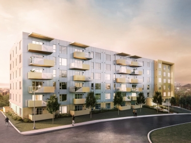 Quartier Élévation - New Condos and Appartments for rent in Chaudière-Appalaches
