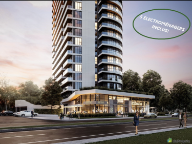 Central Parc Laval - New Condos and Appartments for rent in Laval