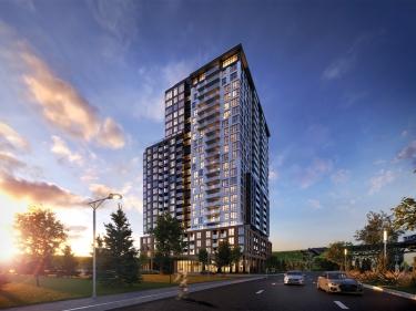 Sir Charles Condominiums - Condos neufs à Longueuil