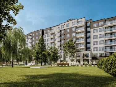 Station G - Condominiums Locatifs - Location neuve à Saint-Félix-de-Valois: 200001$ - 250000$
