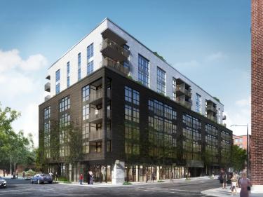 Joia Griffintown - Condos et appartements neufs à louer dans Griffintown