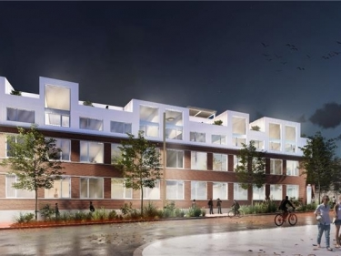 St-Grégoire - New condos in Villeray move-in ready with elevator with outdoor parking with pool with gym: > $500 001
