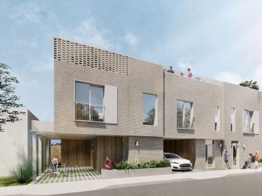 MAISONS VIEL AHUNTSIC - Maisons neuves à Chomedey: > 500 001$