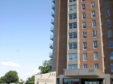 Le Sans Soucy - Condos et appartements neufs à louer à Saint-Lambert