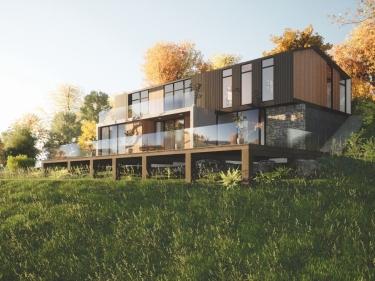 Beaulieu-Sur-Lac - New houses in Lanaudière