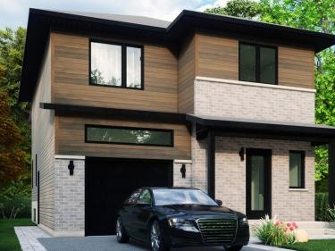 Le Nouveau Champlain - Maisons neuves à Laval-sur-le-Lac avec ascenseur avec stationnement extérieur avec gym: 300001$ - 350000$