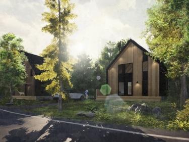 LA CIME DU NORD EST - New houses in Saint-Ferréol-les-Neiges
