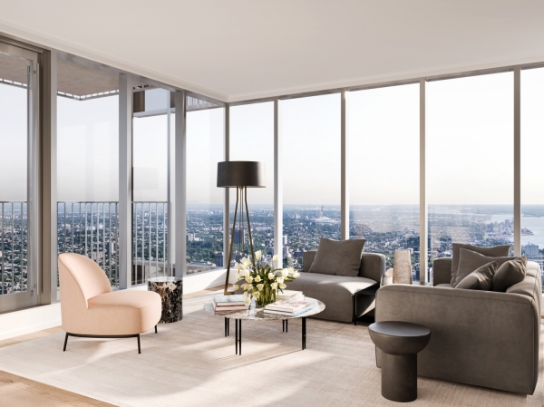 Collection Penthouse | 1 Square Phillips