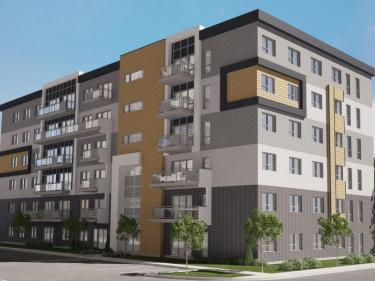 Condos Le Logix - D2 - Projets immobiliers au Qu�bec