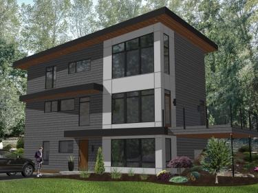 Domaine du Mont-Hibou - New houses in Quebec city region