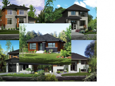Le Domaine du Château d'eau - New houses in Saint-Jacques-le-Mineur in presale in delivery