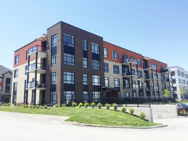 Le Onze de la Gare - Condos neufs à La Prairie: 300001$ - 350000$