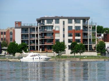 Le Havre du Richelieu - Condos neufs à Farnham