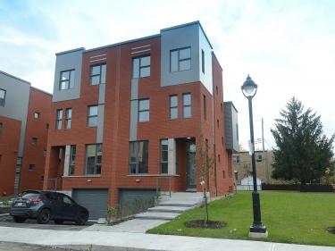 Faubourg Contrecoeur - Projets immobiliers dans Tétreaultville