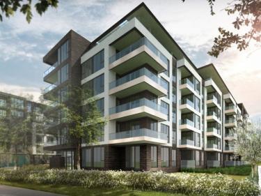 Castelnau - phase 4 - Condos neufs dans Villeray