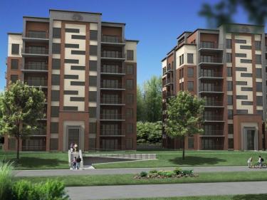 La Cité des Pionniers - Condos neufs sur la Rive-Nord: Studio/loft