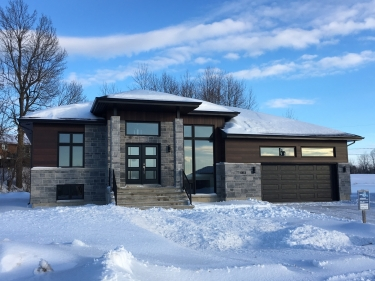 Le Développement Hammond - New houses in Lachute