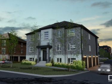 Condos du Sumac - Condos neufs à Saint-Bruno-de-Montarville