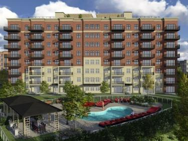 Les Portes de Londres - Phase 3 - New condos in Monteregie near the metro near a train station: $150 001 - $200 000