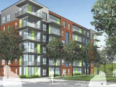 Les Berges du Canal, apartments for rent in the South-West - Apartments for rent in Quebec