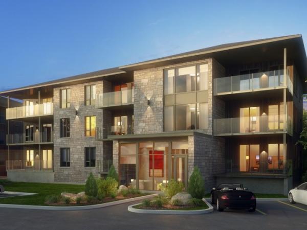 Lumicit condominiums 2 condos saint mathieu de beloeil for Golf interieur rive sud