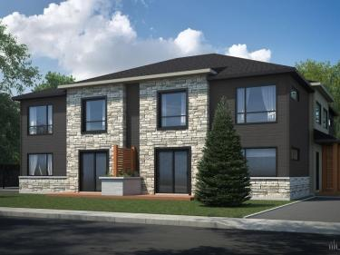 Le St-Augustin - condos by Les Habitations Concept Dub - New condos in the Laurentians