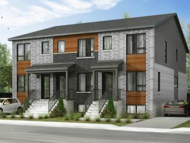 Le Windsor - Maisons neuves à Longueuil