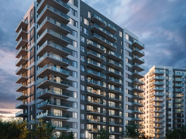 Marquise - Phase VI - New condos in Laval near the metro: > $500 001