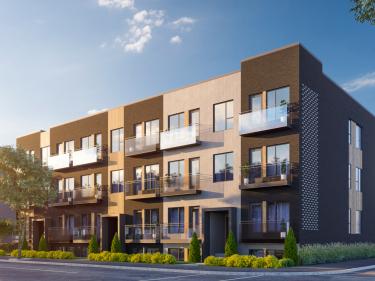L'Alcôve sur le Woonerf Phase 3 - Projets immobiliers dans Saint-Henri