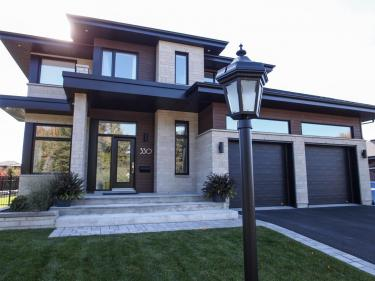 Chemin de la Montagne - New houses in Carignan move-in ready: 3 bedrooms
