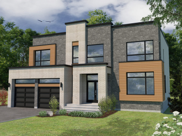 Habitat Veridis - Construction Voyer - New houses in Laval in delivery: 4 bedrooms and more