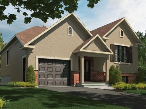 Les cours louis xv phase 2 maisons candiac for Garage vestric et candiac
