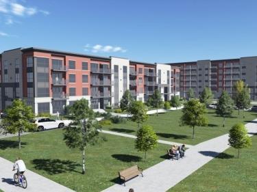 L'Espace Ste-Thérèse - Condos neufs sur la Rive-Nord avec Piscine