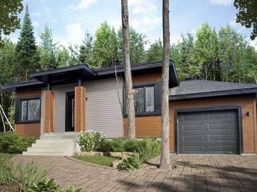 Les Boisés Ste-Sophie - New houses in Saint-Lin-Laurentides in presale in delivery