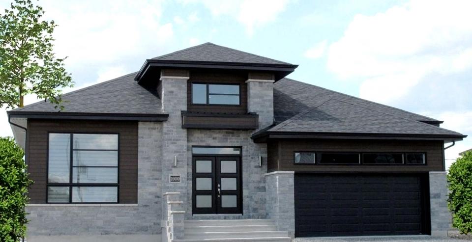 Domaine vert sud maisons mirabel for Alarme maison haut de gamme