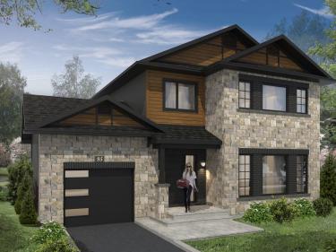 Ferme Ferris - New houses in Outaouais