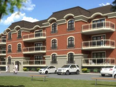 Terrasse de La Bretonne - Condos neufs à Blainville