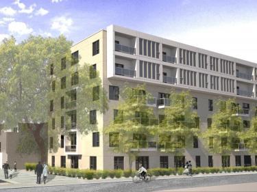 Angus Avenue du Mont-Royal - Condos neufs dans Rosemont