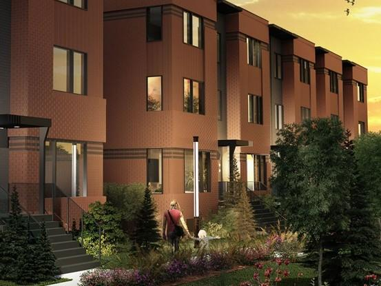 SAX Ville-Mont-Royal - phase 4 | Houses in Town of Mount Royal