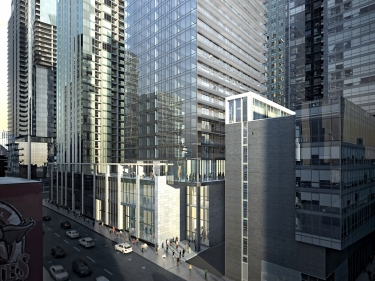 Roccabella sur la Montagne - New condos in Downtown in delivery with garage