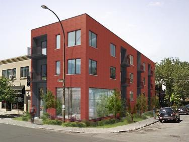 Le Beaubien - Condos neufs à Montréal-Nord