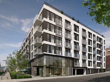Le SE7T - Phase 3 - New condos in LaSalle currently building with pool: $450001 - $500000