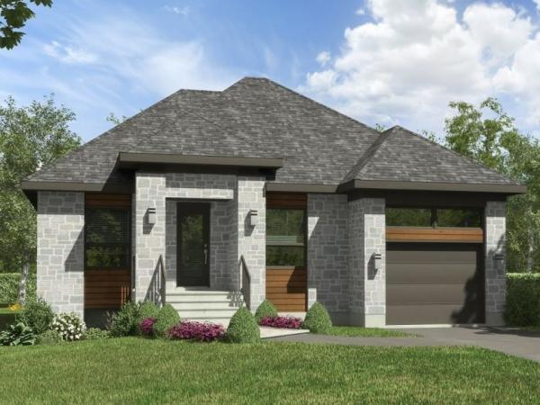 le faubourg ste marthe houses in sainte marthe sur le lac. Black Bedroom Furniture Sets. Home Design Ideas