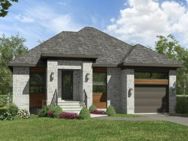 Le Faubourg Ste-Marthe - New houses in Saint-Joseph-du-Lac near a train station: $300 001 - $350 000