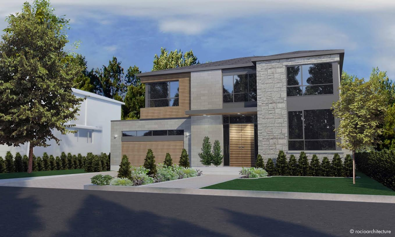 Luxury homes in nouveau st laurent houses in saint laurent for Maisons contemporaines de luxe