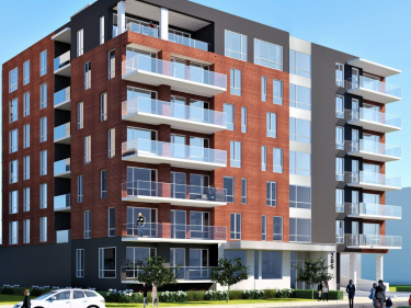 Orizon 3 - New condos in Mont-Royal with model units with elevator with pool