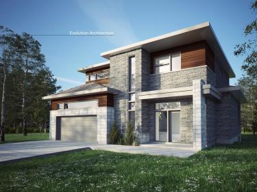 Projet Harmonie - Maisons neuves à Boucherville
