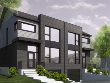 Au Tournant de la Gare - New houses in Saint-Constant move-in ready: 3 bedrooms