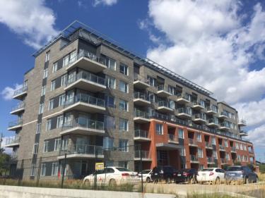 Quartier Victoria - phase 3 - Condos à vendre à Longueuil